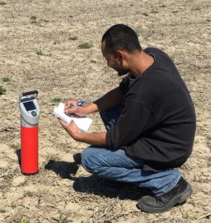 Geo-agriculture